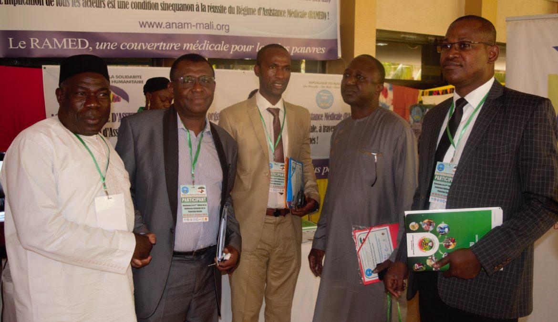 L'ANAM à la 4ème Conférence Nationale de la Protection Sociale