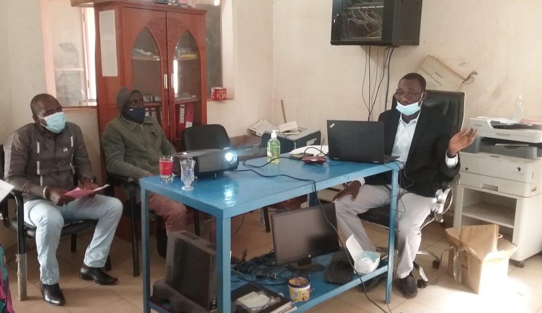 Journees d'information sur les transferts monetaires dans la region de Sikasso