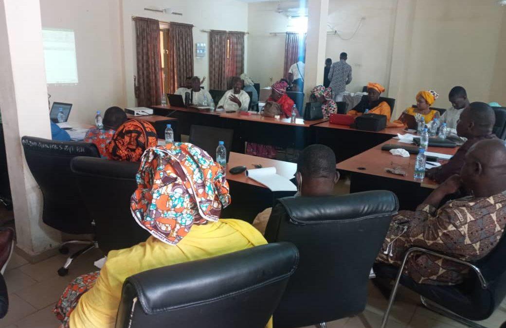 L'ANAM participe à l'atelier d'harmonisation des outils du SISO