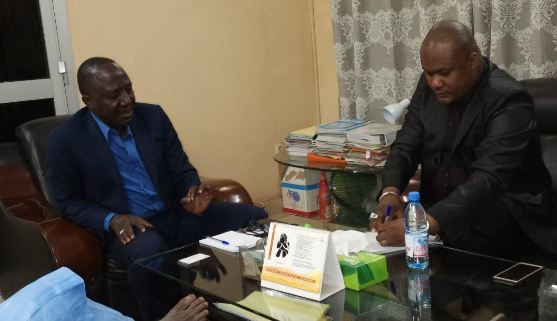 Projet de Partenariat en vue avec l'Ambassade d'Allemagne au Mali.